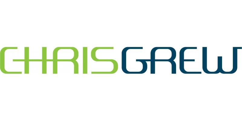 Chris Grew logo